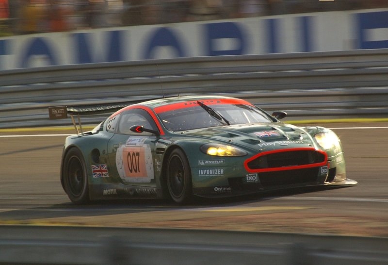 Aston at Le Mans 2006