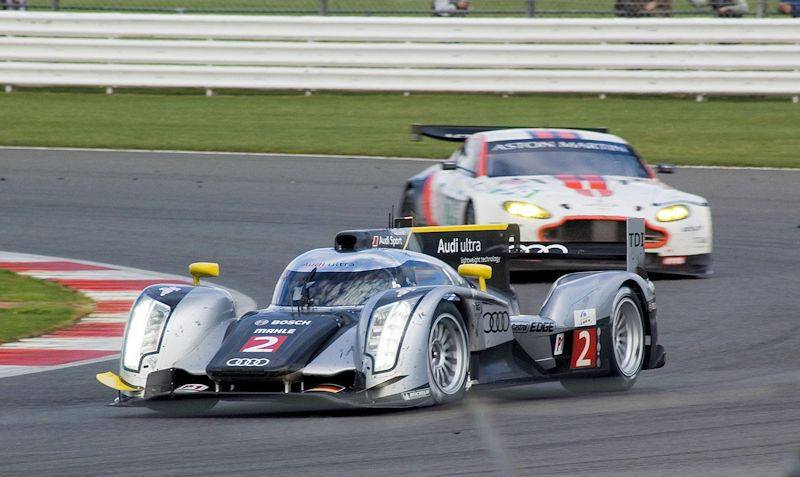 Audi R18 won Le Mans, but was narrowly beaten by Peugeot elsewhere