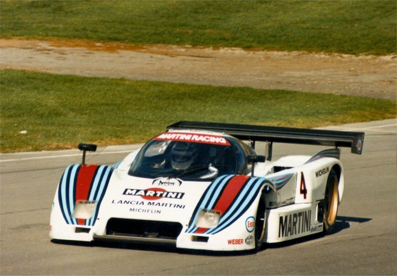 LC2 at Brands Hatch, 1985