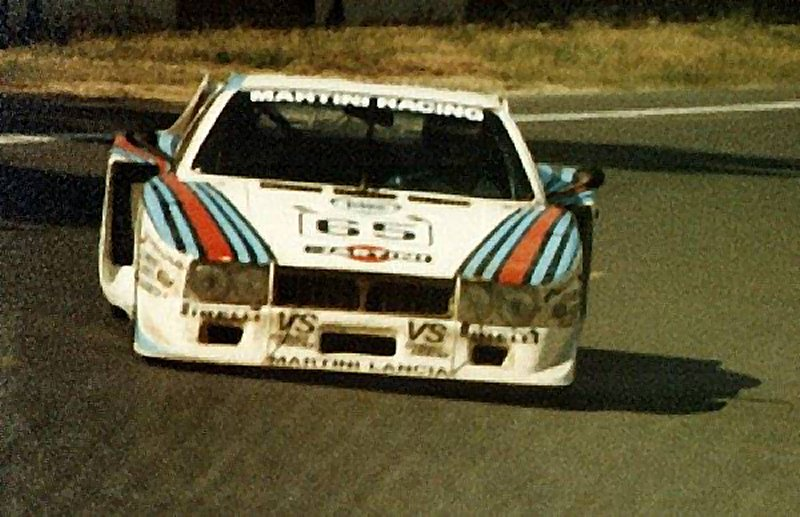 Lancia Monte Carlo group 5 car
